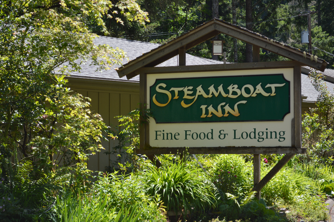 Brunch At Oregon's Famous Steamboat Inn